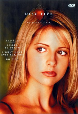 Buffy the Vampire Slayer 685x999