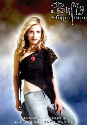 Buffy the Vampire Slayer 558x798