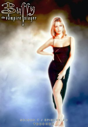 Buffy the Vampire Slayer 558x799