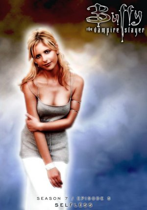 Buffy the Vampire Slayer 562x799
