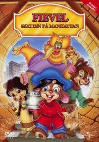 Feivel, der Mauswanderer 3: Der Schatz von Manhattan poster