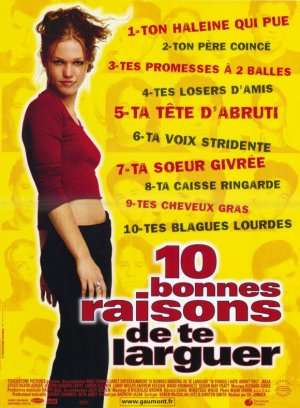 10 Things I Hate About You 580x789