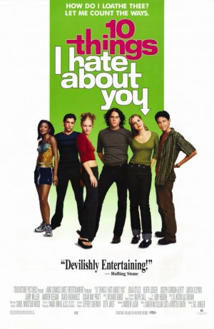 10 Things I Hate About You 580x893