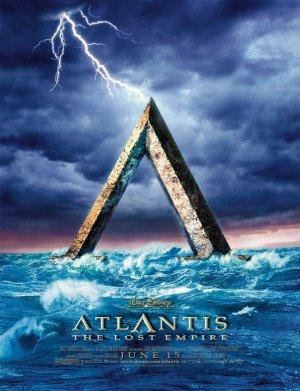 Atlantis - Das Geheimnis der verlorenen Stadt 1600x2085