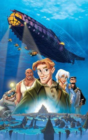 Atlantis - Das Geheimnis der verlorenen Stadt 2226x3543
