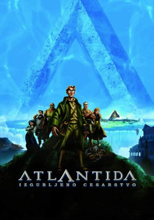 Atlantis - Das Geheimnis der verlorenen Stadt 300x430