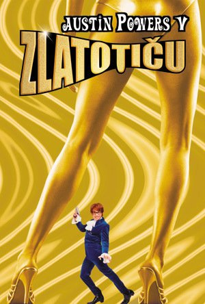 Austin Powers in Goldmember 300x444