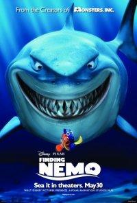 Nemoa etsimässä poster