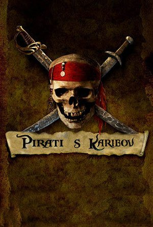 Pirates of the Caribbean: The Curse of the Black Pearl 300x445