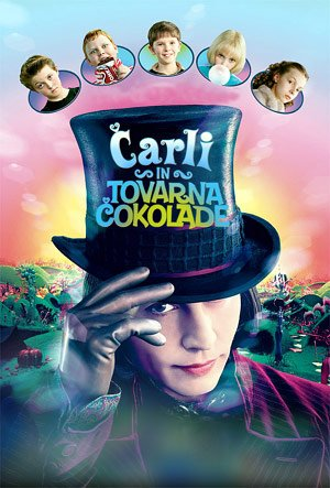 Charlie and the Chocolate Factory 300x443
