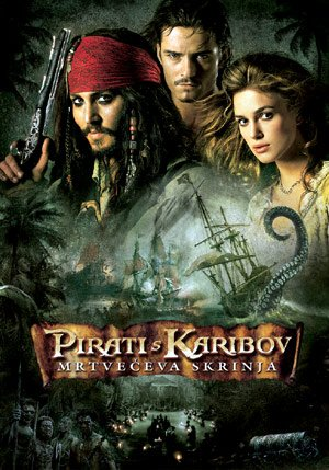 Pirates of the Caribbean: Dead Man's Chest 300x429