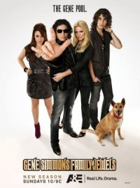 Gene Simmons: Family Jewels poster