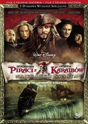 Pirates of the Caribbean: At World's End 1036x1466