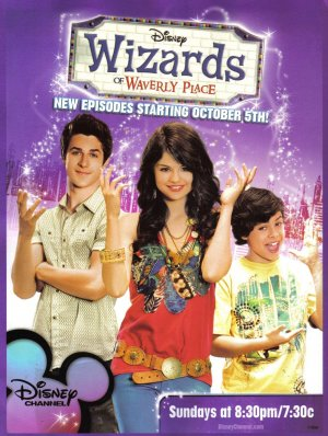 Wizards of Waverly Place 1399x1858