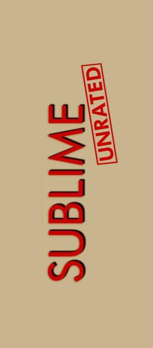 Sublime 1376x3123