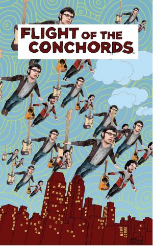 Flight of the Conchords 1440x2307