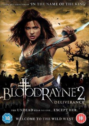 BloodRayne II: Deliverance 1531x2174