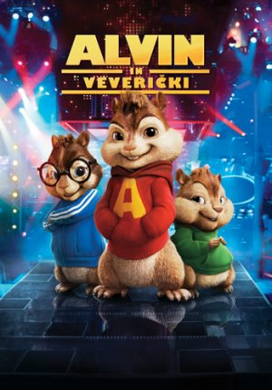 Alvin and the Chipmunks 348x500