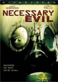 Necessary Evil poster