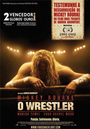 The Wrestler 626x900