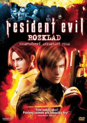 Resident Evil - Degeneration 600x848