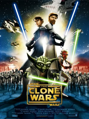 Star Wars: The Clone Wars 2480x3307