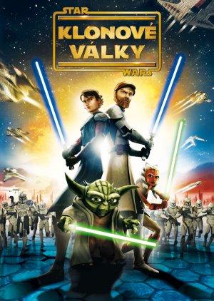 Star Wars: The Clone Wars 600x843