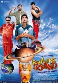 Bad Luck Govind poster