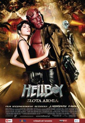 Hellboy II: The Golden Army 2008x2894