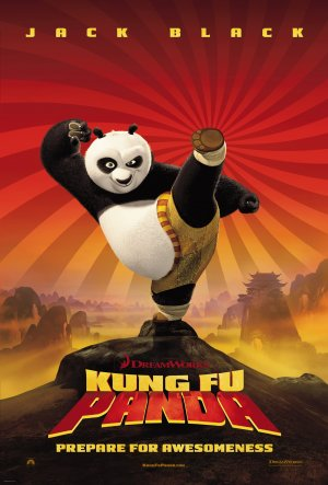 Kung Fu Panda 2439x3600