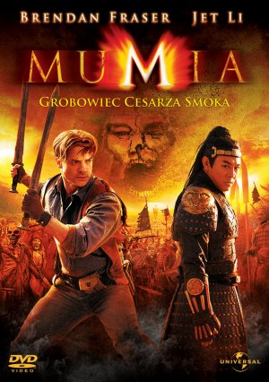 The Mummy: Tomb of the Dragon Emperor 748x1063