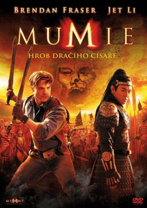 The Mummy: Tomb of the Dragon Emperor 542x768