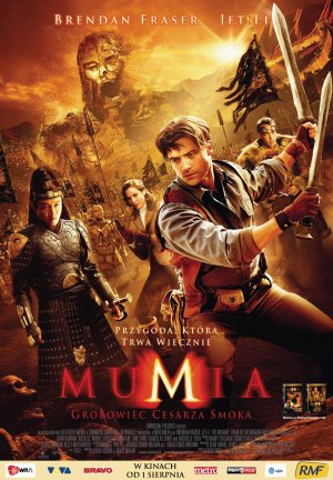 The Mummy: Tomb of the Dragon Emperor 2008x2894