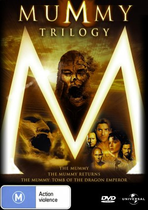 The Mummy: Tomb of the Dragon Emperor 1653x2343