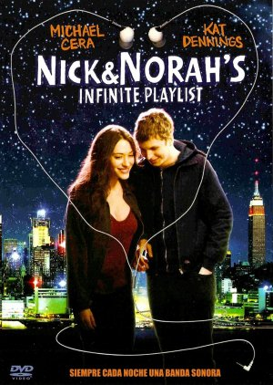 Nick and Norah's Infinite Playlist 1137x1600
