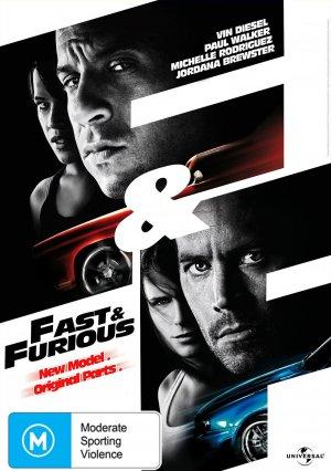 Fast & Furious 1531x2176
