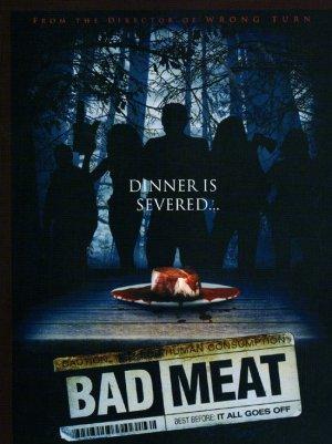 Bad Meat - Sadistic Maneater 550x735