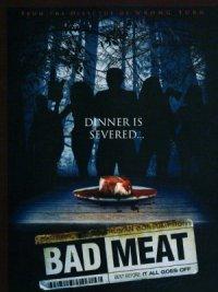 Bad Meat - Sadistic Maneater poster