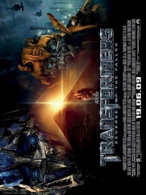 Transformers: Die Rache 348x464