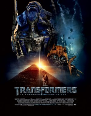 Transformers: Die Rache 3774x4823