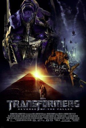 Transformers: Die Rache 2430x3600