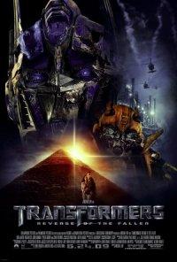 Transformers: Die Rache poster