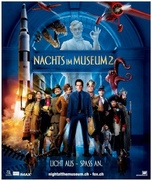 Night at the Museum: Battle of the Smithsonian 1098x1302