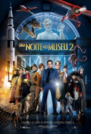 Night at the Museum: Battle of the Smithsonian 804x1181