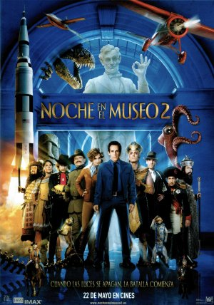 Night at the Museum: Battle of the Smithsonian 3506x5000
