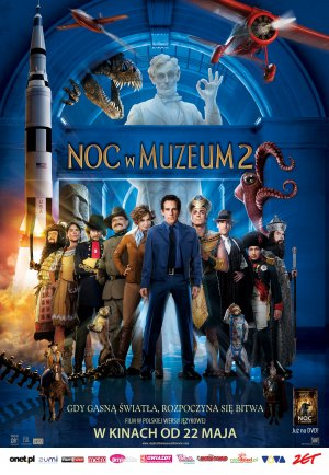 Night at the Museum: Battle of the Smithsonian 3454x5000