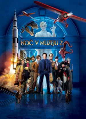 Night at the Museum: Battle of the Smithsonian 360x500