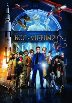 Night at the Museum: Battle of the Smithsonian 3515x5000