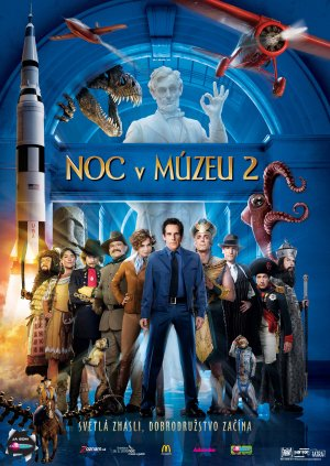 Night at the Museum: Battle of the Smithsonian 3542x5000