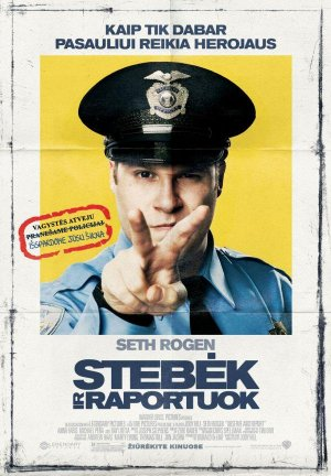 Observe and Report 600x864